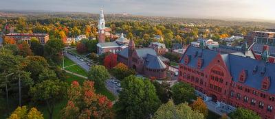 Burlington, VT campus UVM