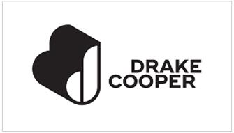 Drake Cooper logo outlined