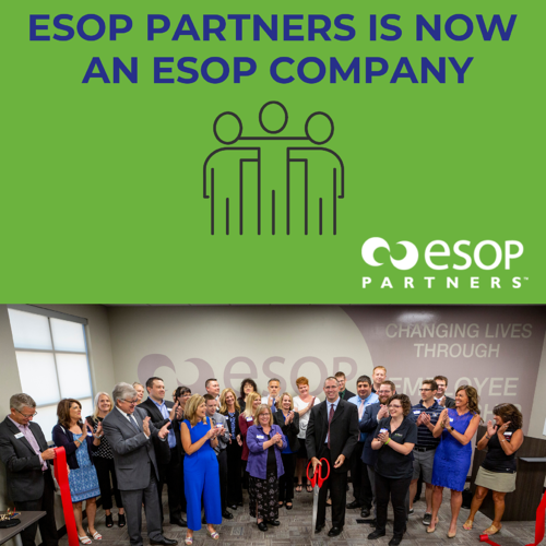 ESOP Partners_ESOP Company poster_square