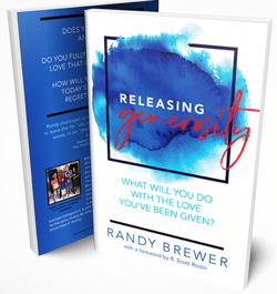 Releasing Generosity book