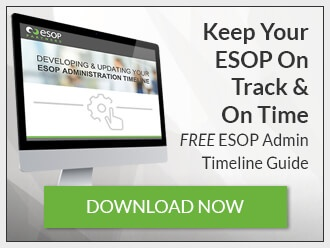 Keep Your ESOP On Track and On Time
